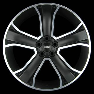 "Marcellino 22"" Land Rover Range Rover Wheels Rims Sport HSE BMF 22 Black"