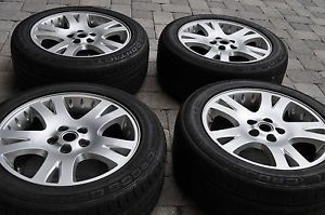 "Land Rover Range Rover Sport 19"" Alloy Wheels 2006 2009 Tires Included"