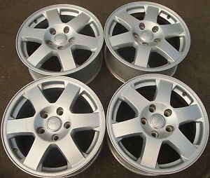 "17"" 2008 09 10 Jeep Grand Cherokee Alloy Wheels Rims"