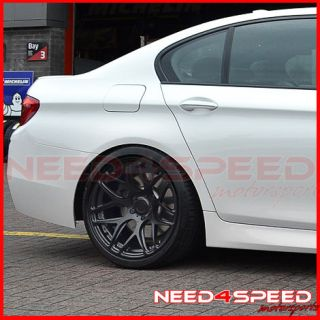 "19"" Ground Force GF9 GF09 Black for Mitsubishi Lancer EVO 8 19x9 5 Wheels Rims"