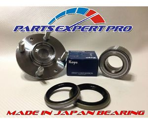 2000 2002 Mitsubishi Mirage Front Wheel Hub Bearing Seals Kit One Side