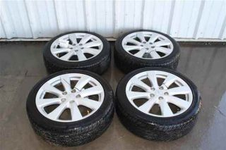 "13 Mitsubishi Lancer 18"" Wheel Tires Rims Set LKQ"