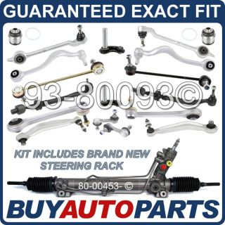 BMW E39 20 Piece Control Arm Suspension Kit 525 528 530
