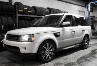 20 inch Land Rover Stormer Style OEM Wheels