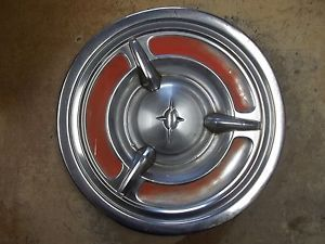 "1957 57 Oldsmobile Olds Hubcap Rim Wheel Cover Hub Cap 14"" Used Spinner"