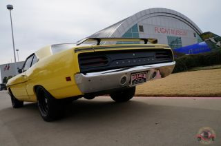 1970 Plymouth Roadrunner 440 Six Pack