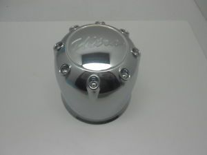 Ultra Custom Wheel Center Cap Chrome Finish 89 8125 4 1 8 inch Diameter