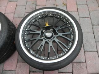 Porsche 911 oz Racing Botticelli III Wheel and Tire Pkg New