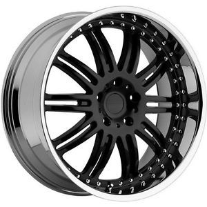 24 KMC Dime Rims Wheels 24X10 25 6x135