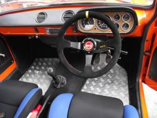 Ford Escort MK1 Steering Wheel Boss Kit Anglia Capri Cortina Hillman Minx Imp