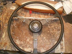 1935 1936 37 Cadillac LaSalle Banjo Steering Wheel Olds Pontiac Buick Chevy