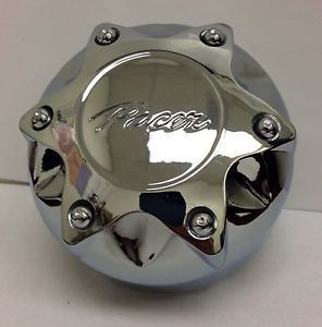 Pacer Ultra Center Cap 89 9235HM Wheel Rim Hub Cover Chrome 899235HM New