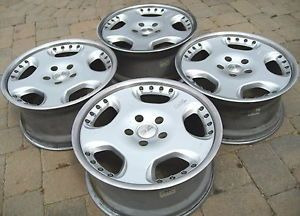 "BMW E28 E24 E32 E34 E36 535i 325 M3 M5 oz Racing Opera II 2 Piece 18"" Wheels Rim"