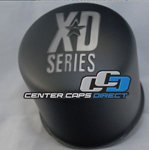 6 Lug KMC Wheels Black Center Cap KMC XD Series Center Cap M 703 Fits Most 6 Lug