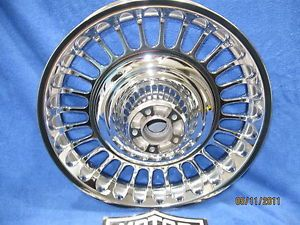 Harley FLHX or FLH Ultra Road Glide Electra Chrome Wheel Front Only 09 to 2013