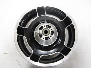 09 Harley Touring Road King Electra Ultra Glide Front Rear Wheel Rim Set