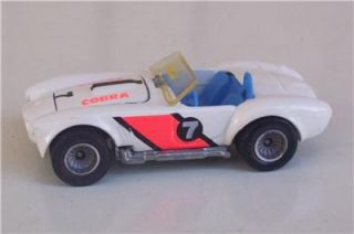 Ford Cobra Hot Wheels Real Riders Le Car