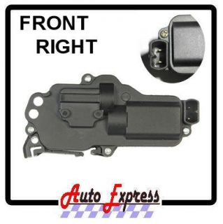 Ford Mercury Pickup Taurus Power Door Lock Actuator Fits Right Passenger Side