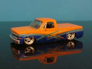 85 Chevy Silverado Low Boy 1 64 Scale Limited Edition See Detailed Photos Below