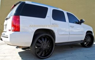 "28"" R99 Wheels Rims for Chevy Tahoe Escalade Silverado RAM Yukon Ford Nissan"
