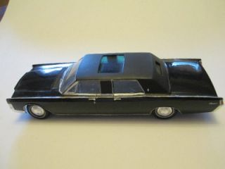 Built 1968 Lincoln Continental Limousine Presidential AMT Custom Build 1 25