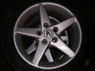 02 06 Acura RSX Type s Rim Wheel 5 Spoke 16 Inch