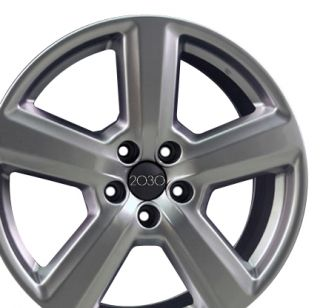 "18"" Rims Fit Audi RS6 Wheels Hyper Silver 18 x 8"