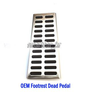2010 2013 Hyundai Genesis Coupe Footrest Dead Pedal DIY Genuine Parts