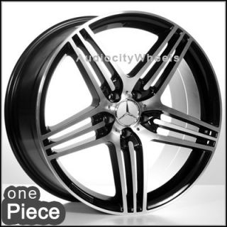 "20""inch Mercedes Benz Wheels Rims Wheel C CL s E AMG"