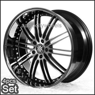 "19"" Hen for Mercedes Benz Wheels Rims E C CLK s SLK SLK Rims"
