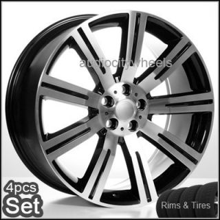 "22"" Wheels and Tires Land for Range Rover HSE Sport Rims"