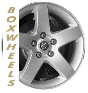 Used Dodge Charger Rims