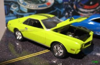 Hot Wheels 30th Anniversary 1969 Muscle Car Set AMX Plymouth GTX Diecast