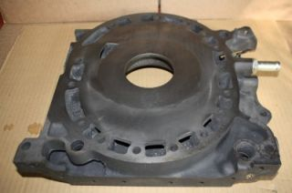 Mazda RX 7 Rotary Engine Parts New 12A R5 Rear Plate Housing Four Ports