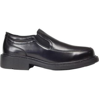 Men's Soft Stags Ashville Black Soft Stags Slip ons