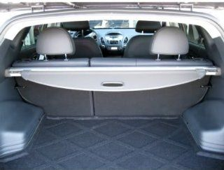 Trunk Cargo Cover Shield for Honda CRV 2012 2013 2014 in Black Automotive