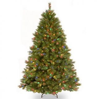 7.5 ft. Winchester Pine Tree with Multicolor Lights