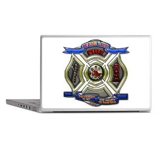 Fire Desire, Courage, Ability Laptop Skins by blakerobson