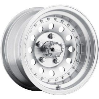 Ultra Type 62 15 Machined Wheel / Rim 5x4.5 with a  7mm Offset and a 83 Hub Bore. Partnumber 062 5765K Automotive