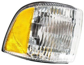 OE Replacement Dodge Pickup Passenger Side Parklight Assembly (Partslink Number CH2521119) Automotive