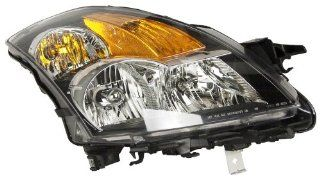 OE Replacement Nissan/Datsun Altima Passenger Side Headlight Assembly Composite (Partslink Number NI2503167) Automotive