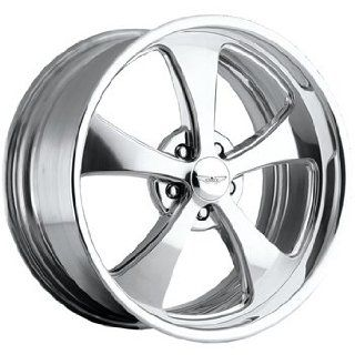 American Eagle 225 18 Polished Wheel / Rim 5x4.5 with a  11mm Offset and a 82.80 Hub Bore. Partnumber 22599012 Automotive