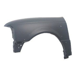 OE Replacement Ford Ranger Front Passenger Side Fender Assembly (Partslink Number FO1241238) Automotive