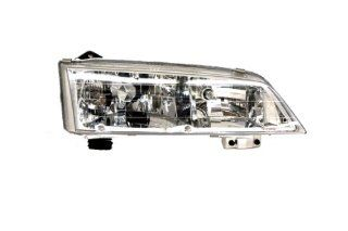 Genuine Honda Accord Passenger Side Headlight Assembly Composite (Partslink Number HO2503105) Automotive