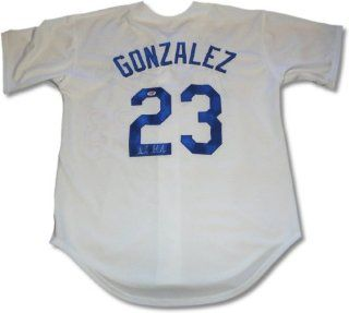Adrian Gonzalez Signed Autographed Los Angeles Dodgers Jersey On Number PSA/DNA Sports Collectibles