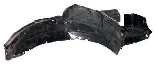 OE Replacement Subaru Forester Front Driver Side Fender Inner Panel (Partslink Number SU1248108) Automotive
