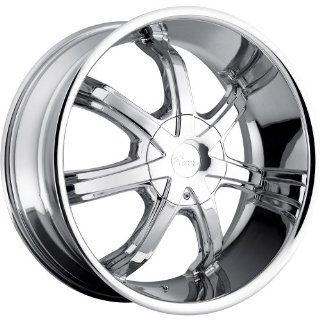 Pacer Infiniti 20x9 Chrome Wheel / Rim 5x115 & 5x5 with a 15mm Offset and a 83.82 Hub Bore. Partnumber 783C 2901615 Automotive
