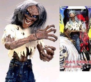 Iron Maiden Number of the Beast Giant Eddie Figure Toys & Games