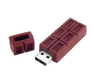 Trust&buy Chocolate Shape USB Flash U Disk Individuality Gift   32GB Computers & Accessories