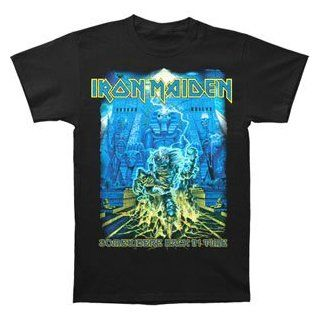 Iron Maiden SBIT Mummy T shirt Clothing